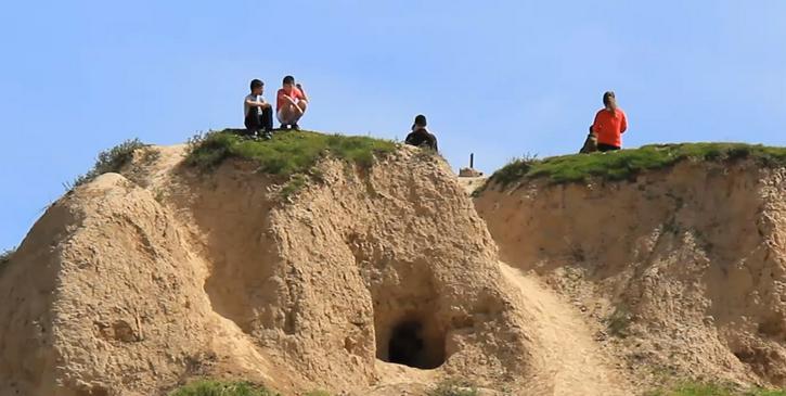 Археологические холмы Ташкента